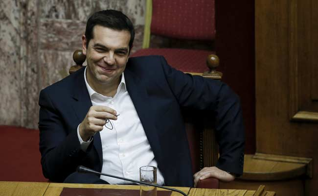 Greek PM calls snap elections following exit polls