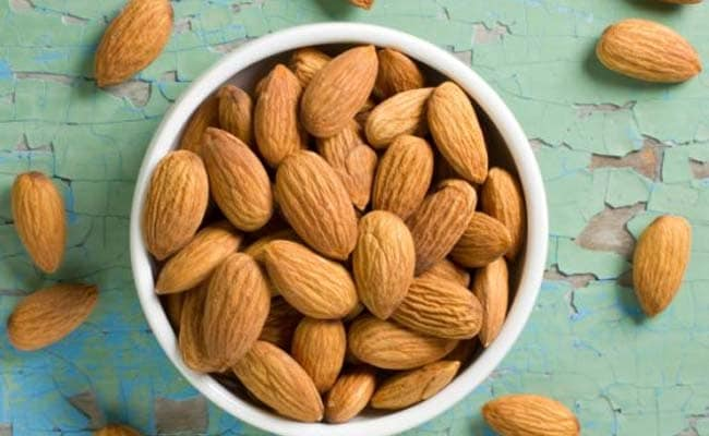 Eating Almonds Is Healthy For Heart, Says Study