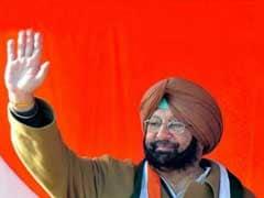 Amarinder Singh Slams Arvind Kejriwal On Sutlej Yamuna Link Canal Stand
