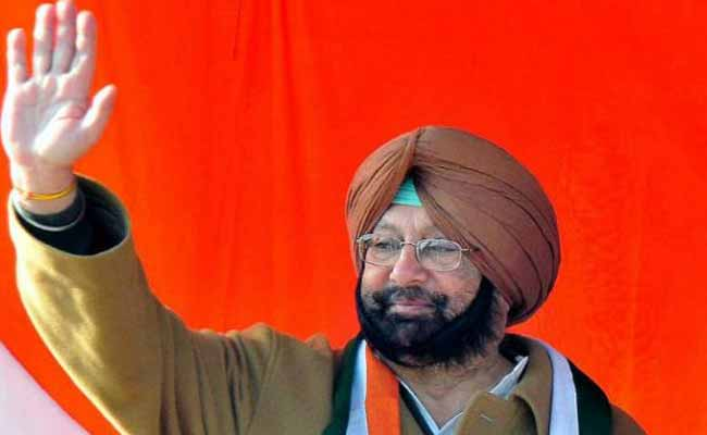 Amarinder Singh Postpones Canada Visit After Sikh Group Files Complaint