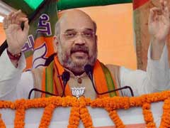 Amit Shah Says BJP's 'Acche Din' In Maharashtra Due To Gopinath Munde