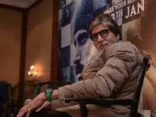 Big B Returns 'Home' From <I>Te3n</i> Shoot For New Year