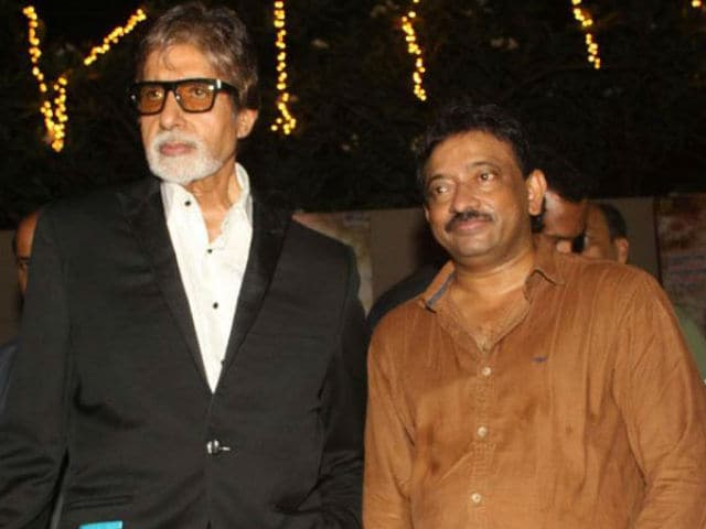 In Nishabd, Aag Big B Did Not Fail as an Actor. RGV Explains