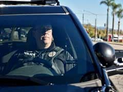 For A Small Town Cop, A Heart-Stopping Moment In San Bernardino