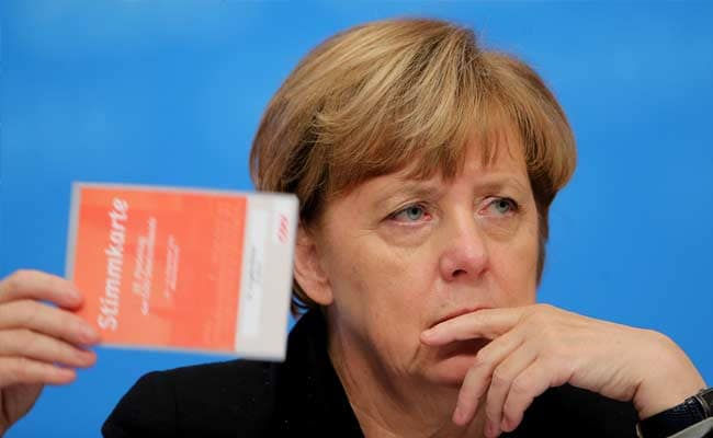 Angela Merkel Forced To Change Tack As Migrants Linked To Cologne Violence