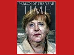 जर्मन चांसलर एंजेला मर्केल चुनी गईं टाइम मैगजीन की 'पर्सन ऑफ द ईयर'