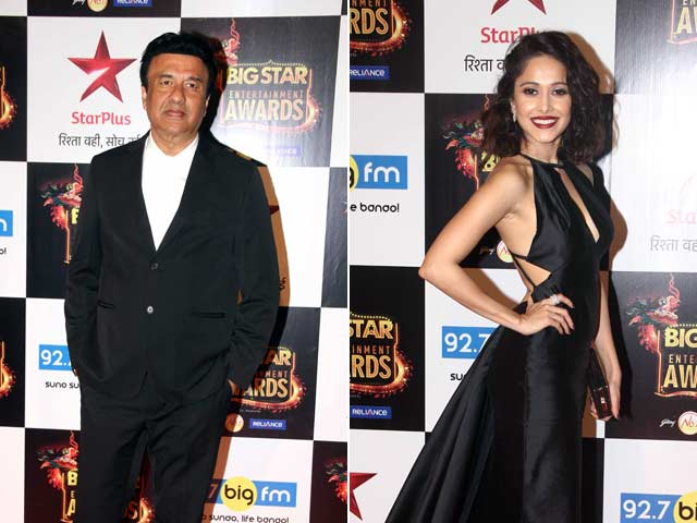 Anu Malik Goofs Up on Stage at Recent Awards Show