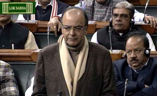 Lok Sabha Adjourned Briefly As Congress Asks Arun Jaitley To Resign Over DDCA Issue