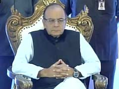 Chennai Rain A Lesson That India Has To Be An Insured Society: Arun Jaitley