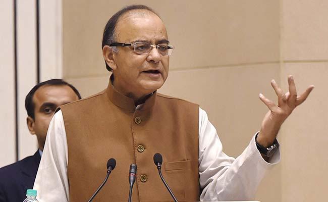 Retrospective Tax Law Hurt India, Scared Away Investors, Says Jaitley
