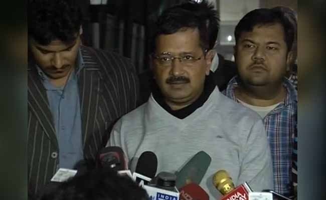 Rajender Kumar Is An Excuse, I Am The Target: Arvind Kejriwal on CBI Raids