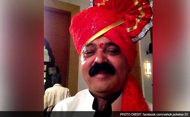 NCP Leader Ashok Pohekar Dies