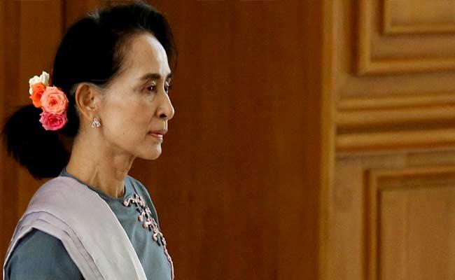 Myanmar Fighting Undermines Aung San Suu Kyi Peace Talks: Rebels