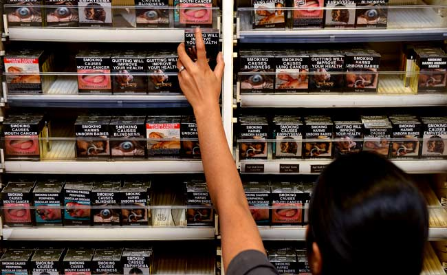 India Ranked 5th In Pictorial Warnings On Cigarette Packets