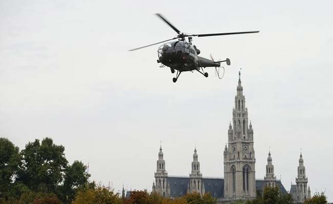European Capitals Warned Of Possible Attacks Before New Year, Say Austrian Police
