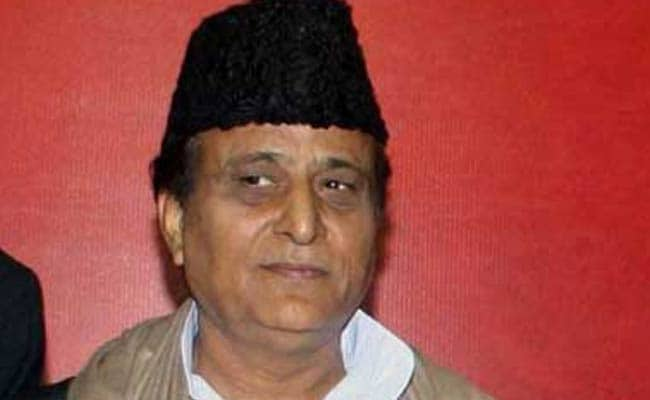 Azam Khan Alleges Attempts Being Made To Create Conditions Like 2002