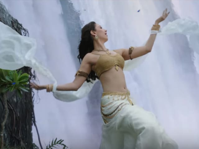 Baahubali Not Done Making Headlines Yet. Watch Facebook's Review of 2015