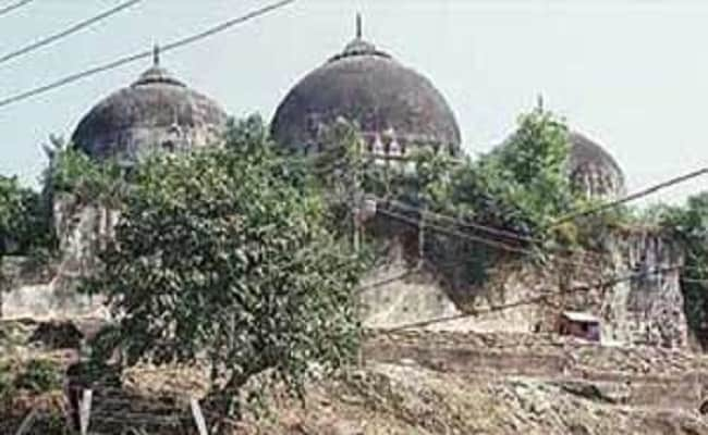 Babri Masjid Case: Mosque Can Be Built At A Distance, Says Shia Board
