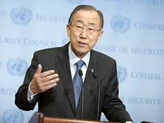 UN Chief Condemns Pathankot Terror Attack
