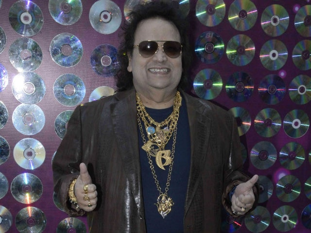 Bappi Lahiri to Record Song With Akon in May 2016