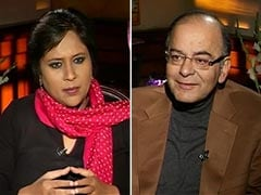 Arun Jaitley Takes On Sonia Gandhi Over 'Indira's Bahu' Remark