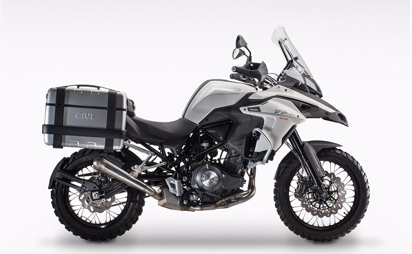 benelli trk 502 confirmed for 2016 launch   ndtv carandbike
