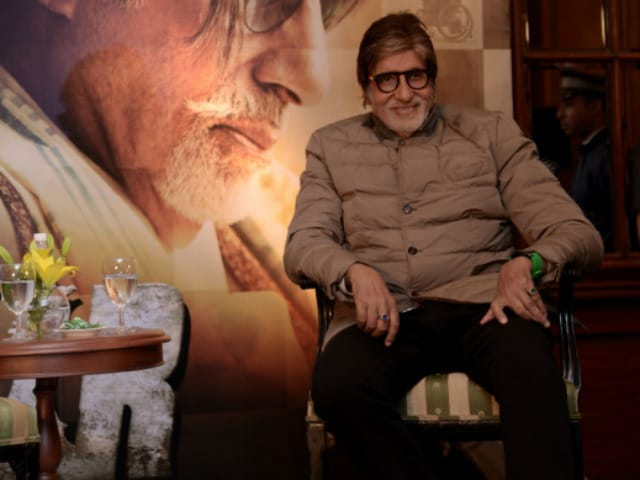 Amitabh Bachchan Shows 'Some Habits Never Change' With These Pics