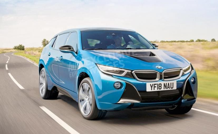Bmw I5 Electric Suv Could This Be The Future Of Bmw S I