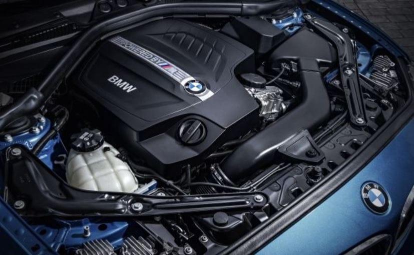 BMW M Twinpower Turbo Engine