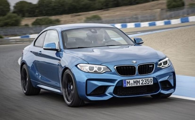 New BMW M2 Coupe and X4M to Be Premiered at 2016 Detroit Motor Show