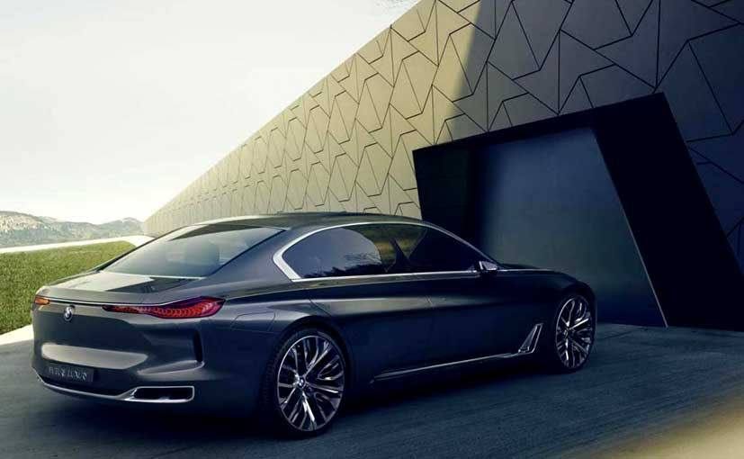 Luxury Car Vision >> BMW 9 Series and All-Electric i6 Sedan May Debut in 2020 ...