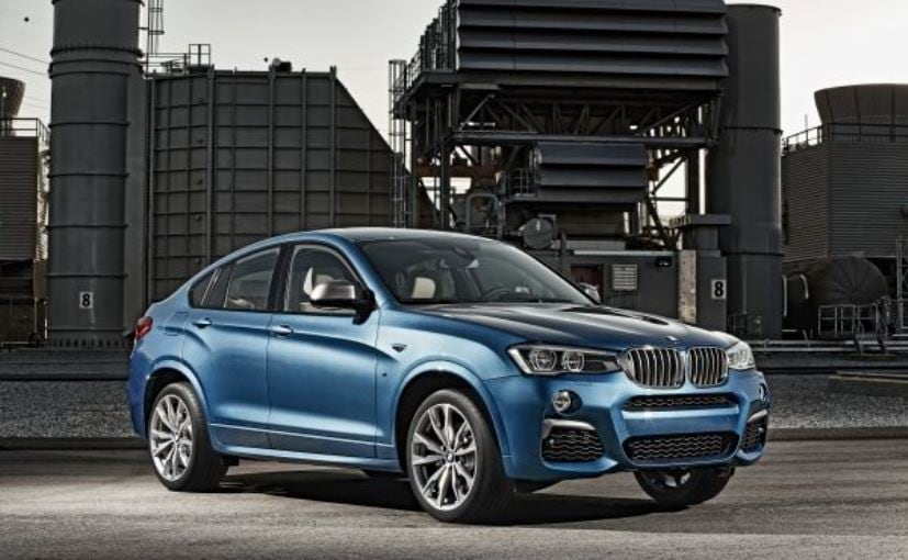 New Bmw M2 Coupe And X4m To Be Premiered At 2016 Detroit
