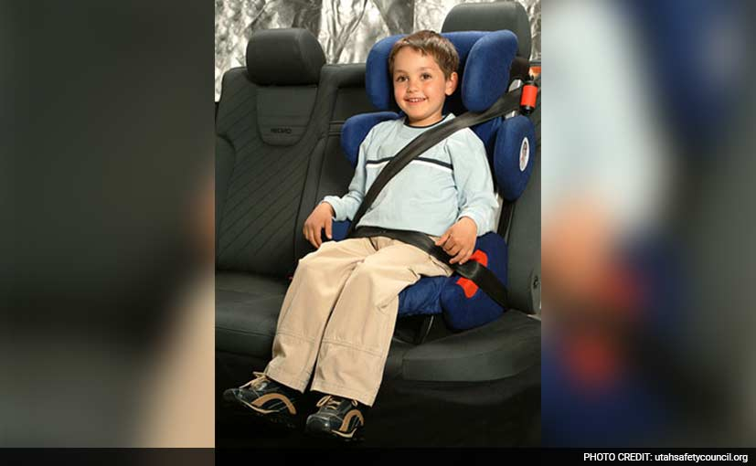 Where Should A Car Seat Be Placed