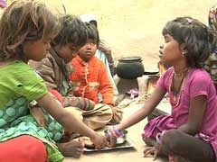 In Drought-Hit Uttar Pradesh, The Poor Are Eating Rotis Made Of Grass