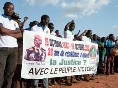 Burkina Coup General Charged Over 1987 Murder Of Ex-Leader