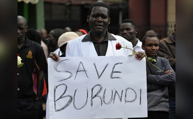 Burundi Rejects African Union Peacekeeping Force