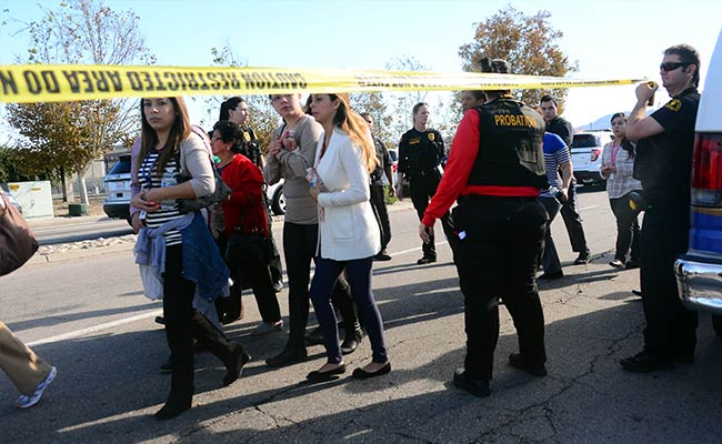 14 Killed in California Mass Shooting, 'Suspect Down' Says Police