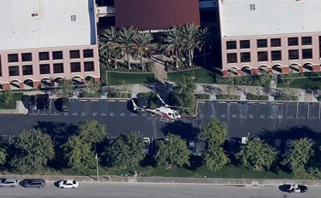 Site Of Massacre In San Bernardino, California Reopens
