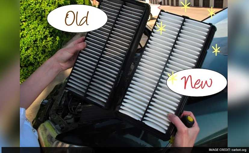 How Often To Change Air Filter >> What Does A Car Engine Air Filter Do Ndtv Carandbike