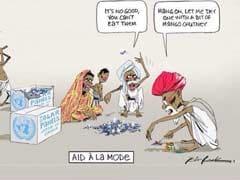 नस्लवादी ऑस्ट्रेलियाई कार्टून में भारतीयों को खाते दिखाया गया सोलर पैनल