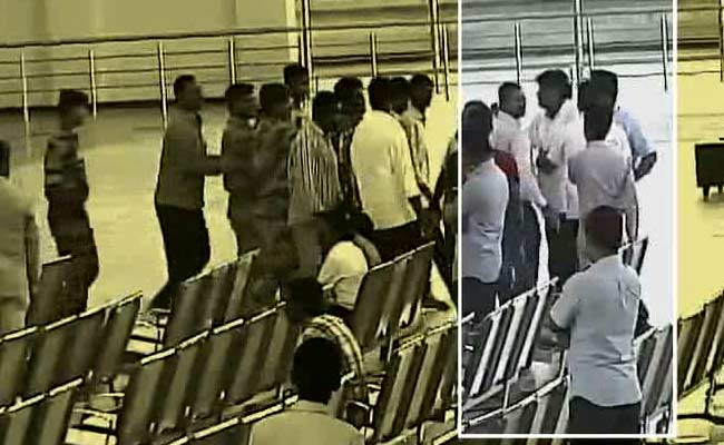 Andhra Pradesh Lawmaker P Mithun Reddy Arrested For Slapping Air India Employee