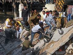 6 Killed, Several Injured After Building Collapses In Chandigarh