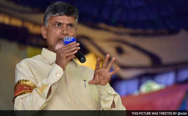 Chandrababu Naidu Orders Inquiry Into 'Adulterated' Wheat Flour Given To Poor