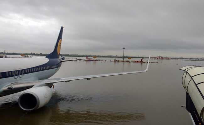Chennai Floods: Flight Tickets Skyrocket to Rs 50000 One Way