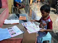 For Flood-Hit Chennai, Volunteers Bring In Jobs, Books As Relief