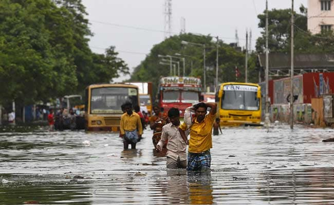 Chennai Floods: Centre, Tamil Nadu Government Attacked In Rajya Sabha