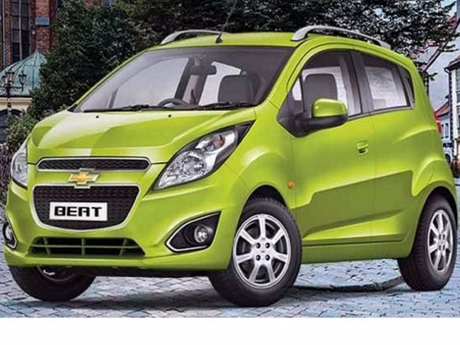 2016 Chevrolet Beat Launched at Rs. 4.28 Lakh