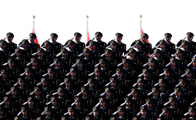 चीन की सेना ने तिब्बत में किया गोली चलाने का अभ्यास