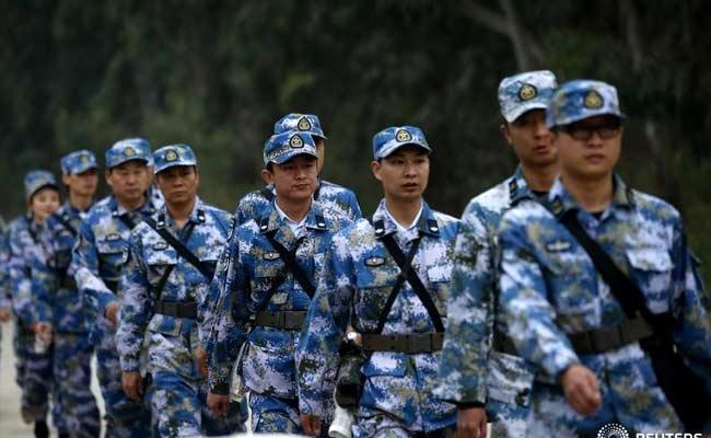 चीनी सेना ने तिब्बत के दूरवर्ती क्षेत्र में किया सैन्य अभ्यास