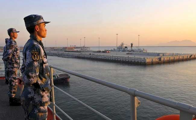 China Says Carrier Operations Improving As Navy Chief Visits